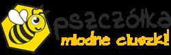 logo pszczółka - miodne ciuszki
